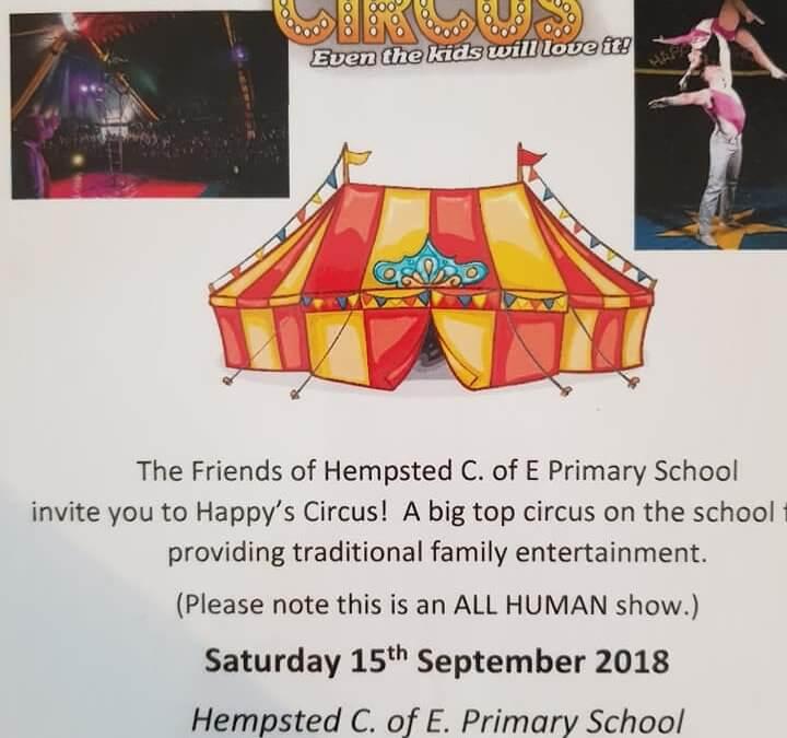 Local Community Circus