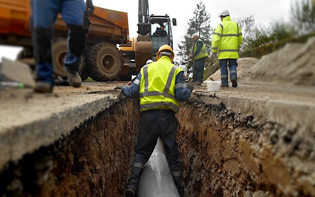 Drainage Groundworkers