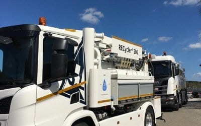 Recycler 206 JET VAC joins Midlands drainage fleet