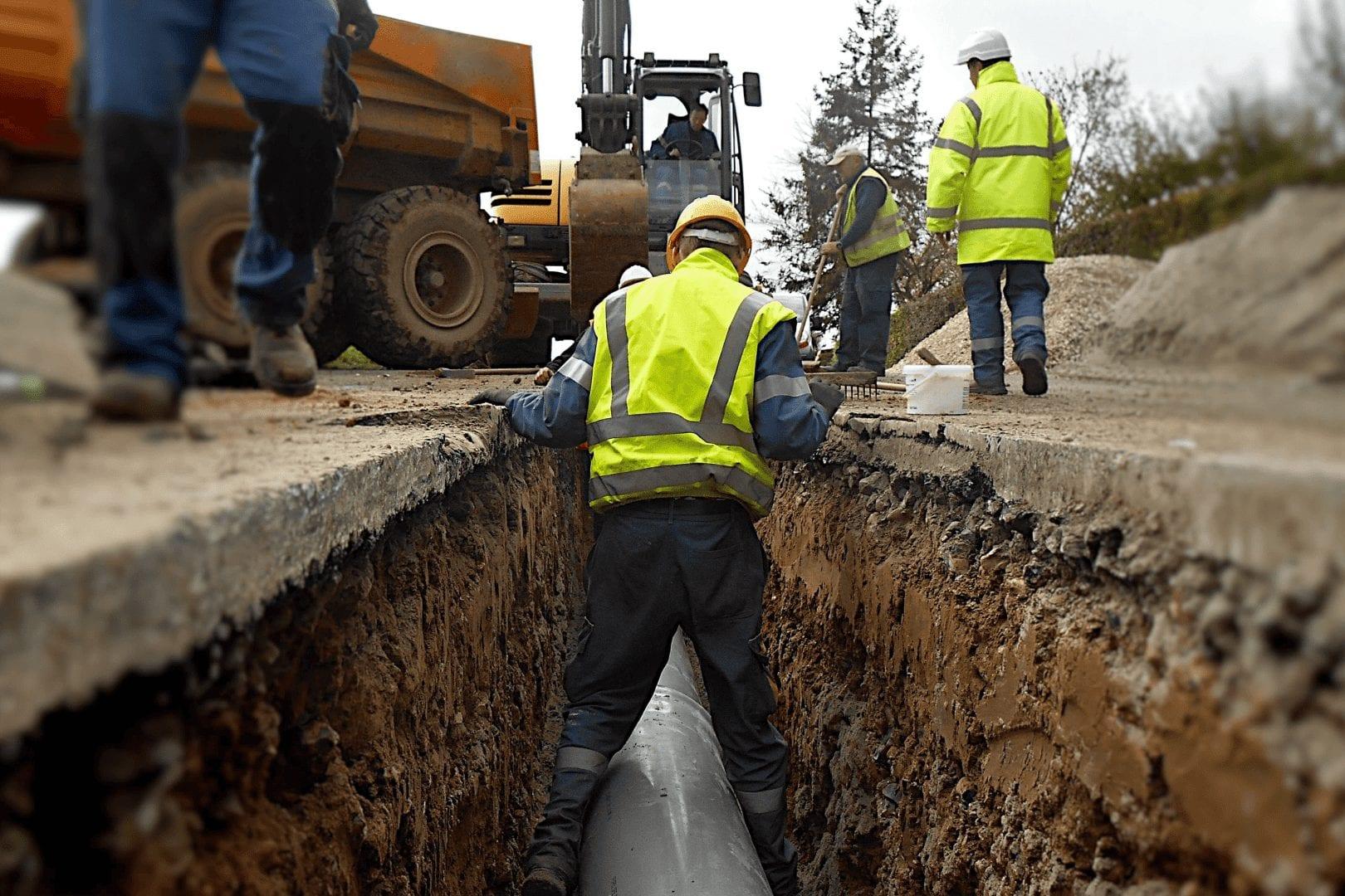 Civil Engineering & Groundworks