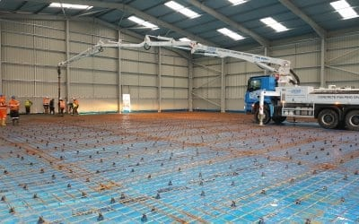 Reinforced Concrete Floors